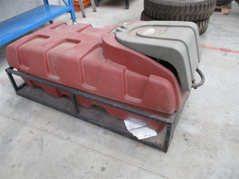 1x Polymaster 400L Diesel Tank