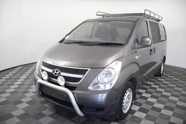 2012 Hyundai iLoad T/Diesel Auto 4D Van