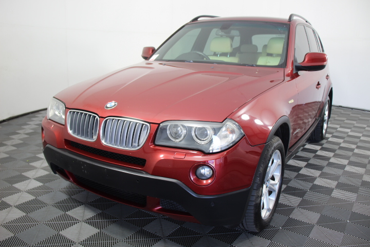 2009 BMW X3 xDrive 20d Lifestyle E83 Turbo Diesel Automatic Wagon