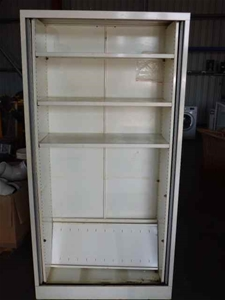 Assorted Cabinets and Locker