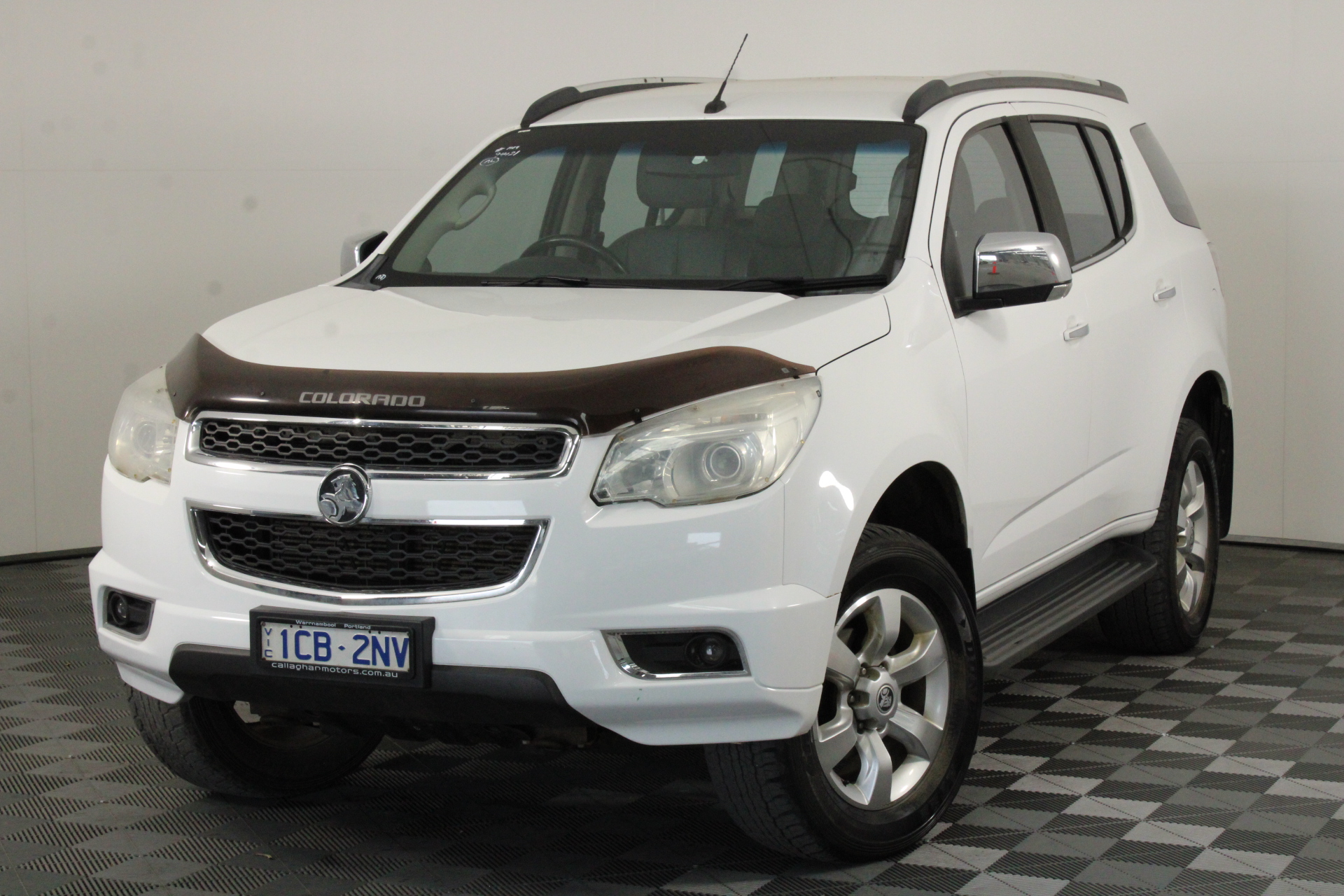 2015 Holden Colorado 7 LTZ RG Turbo Diesel Automatic 7 Seats Wagon