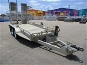 Unreserved 2017 Jimboomba Tandem Plant Trailer