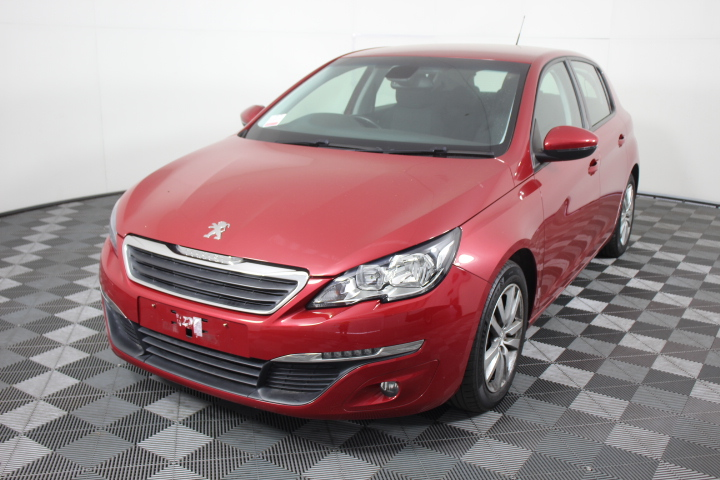 2015 Peugeot 308 Active Automatic Hatchback