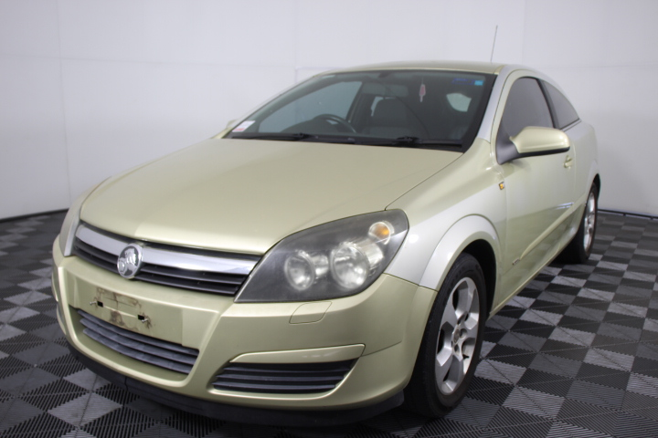 2005 Holden Astra CDX AH Automatic Hatchback 115,396km