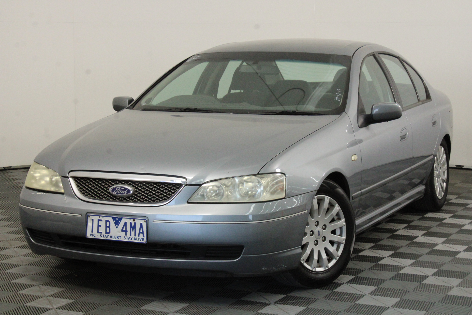 2003 Ford Fairmont BA Automatic Sedan