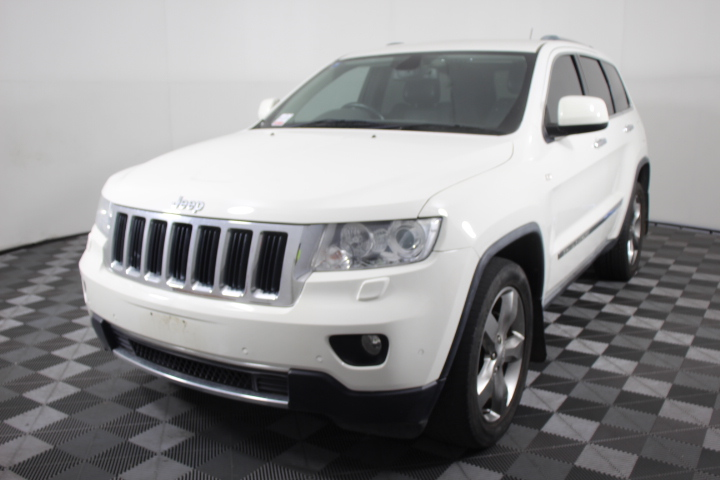 2011 MY12 Jeep WK Cherokee Limited Auto 4WD 116,925kms