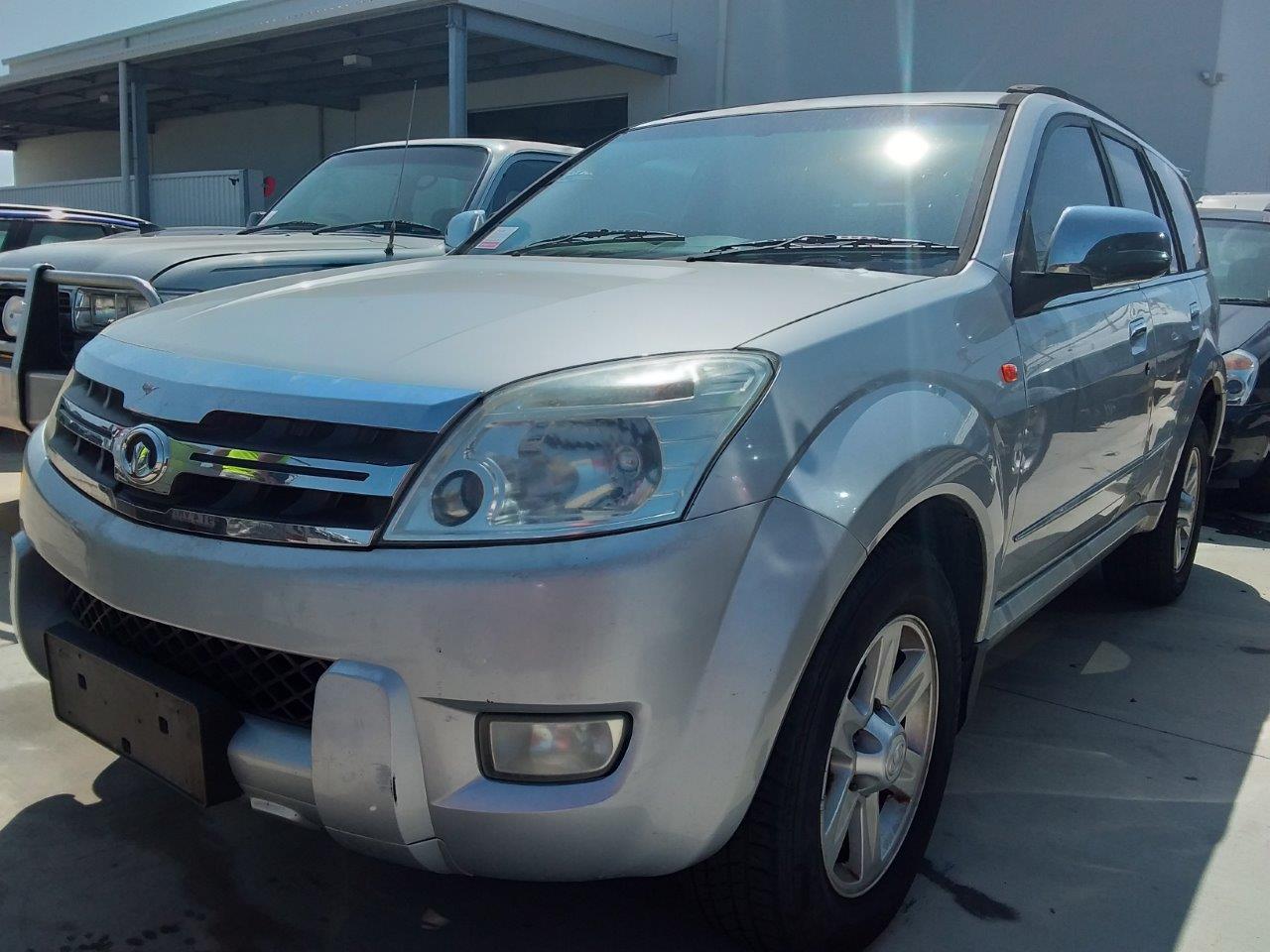 2006 Great Wall X240 4WD Wagon