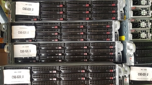 Supermicro 2U-E5-V2CPU SERVER, 2x E5-265