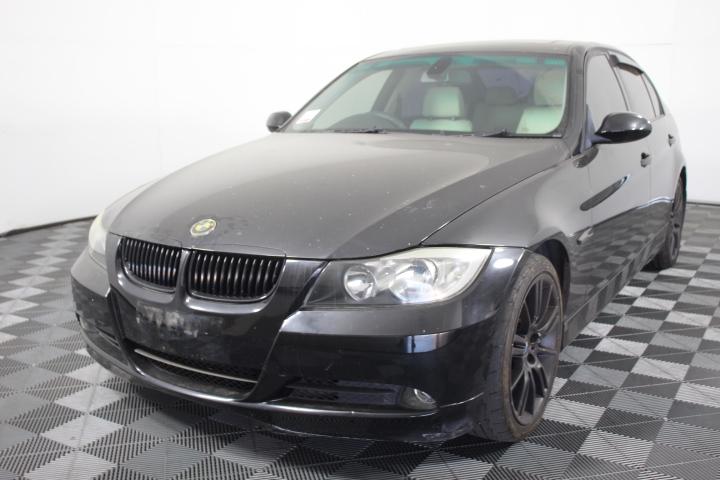 2005 BMW 3 20i E90 Automatic Sedan (WOVR)
