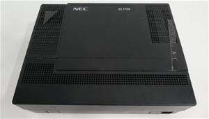 Carton of Used NEC & Uniden Telco Stock