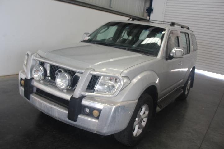 2007 Nissan Pathfinder ST-L (4x4) R51 Wagon