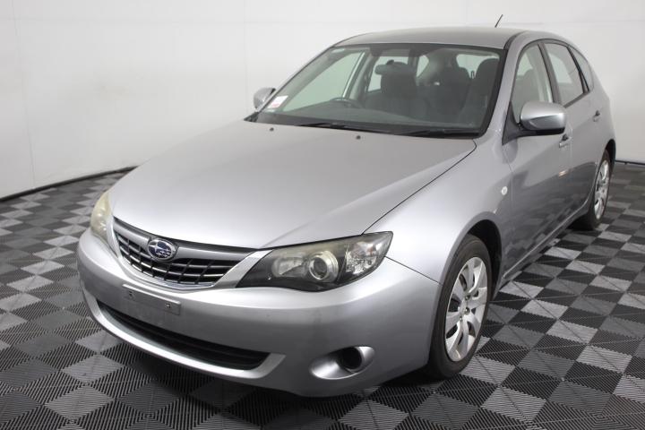 2008 Subaru Impreza AWD 2.0 Boxer Auto (Service History)