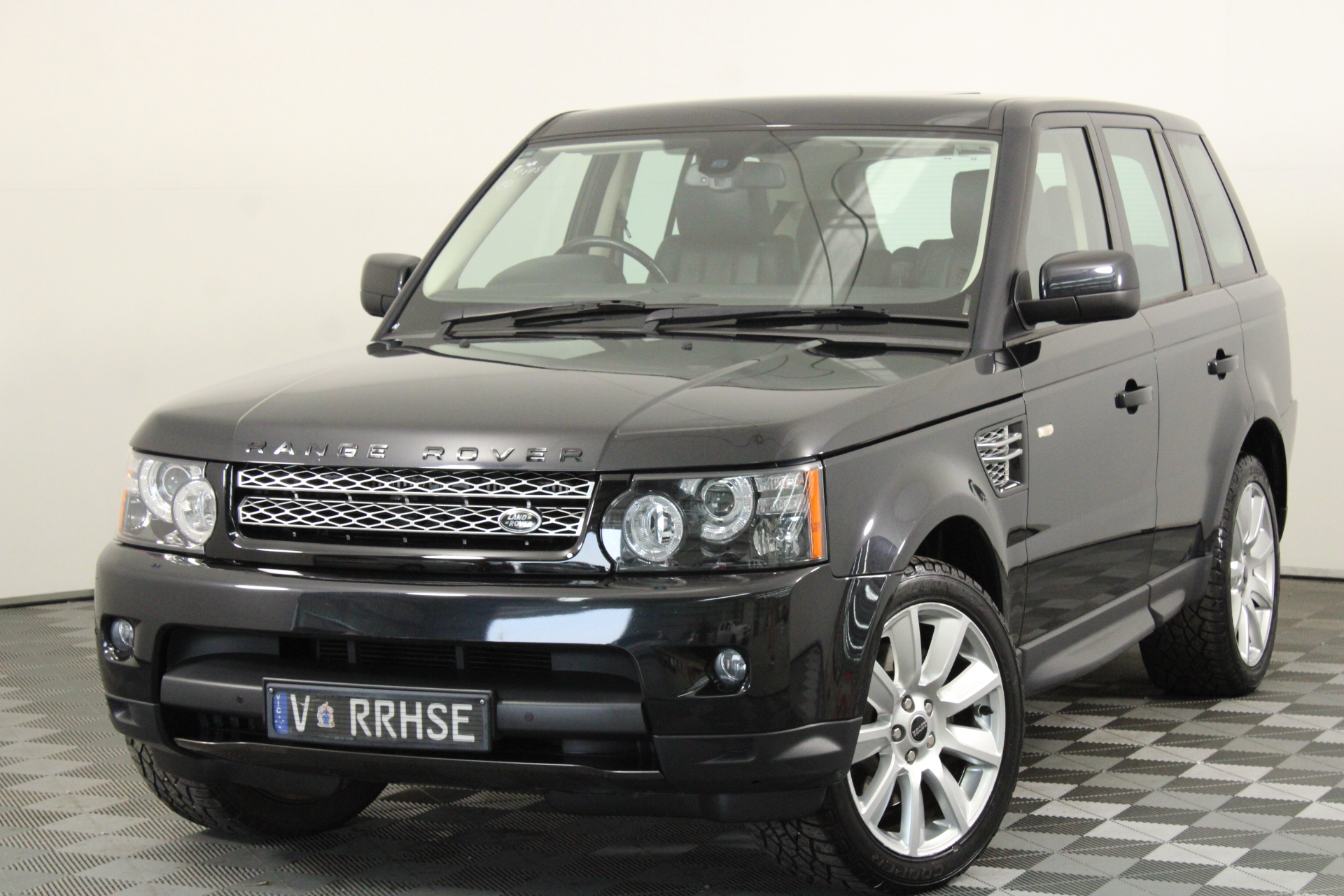 2011 Land Rover Range Rover Sport 3.0 TDV6 LUXURY T/D Automatic Wagon
