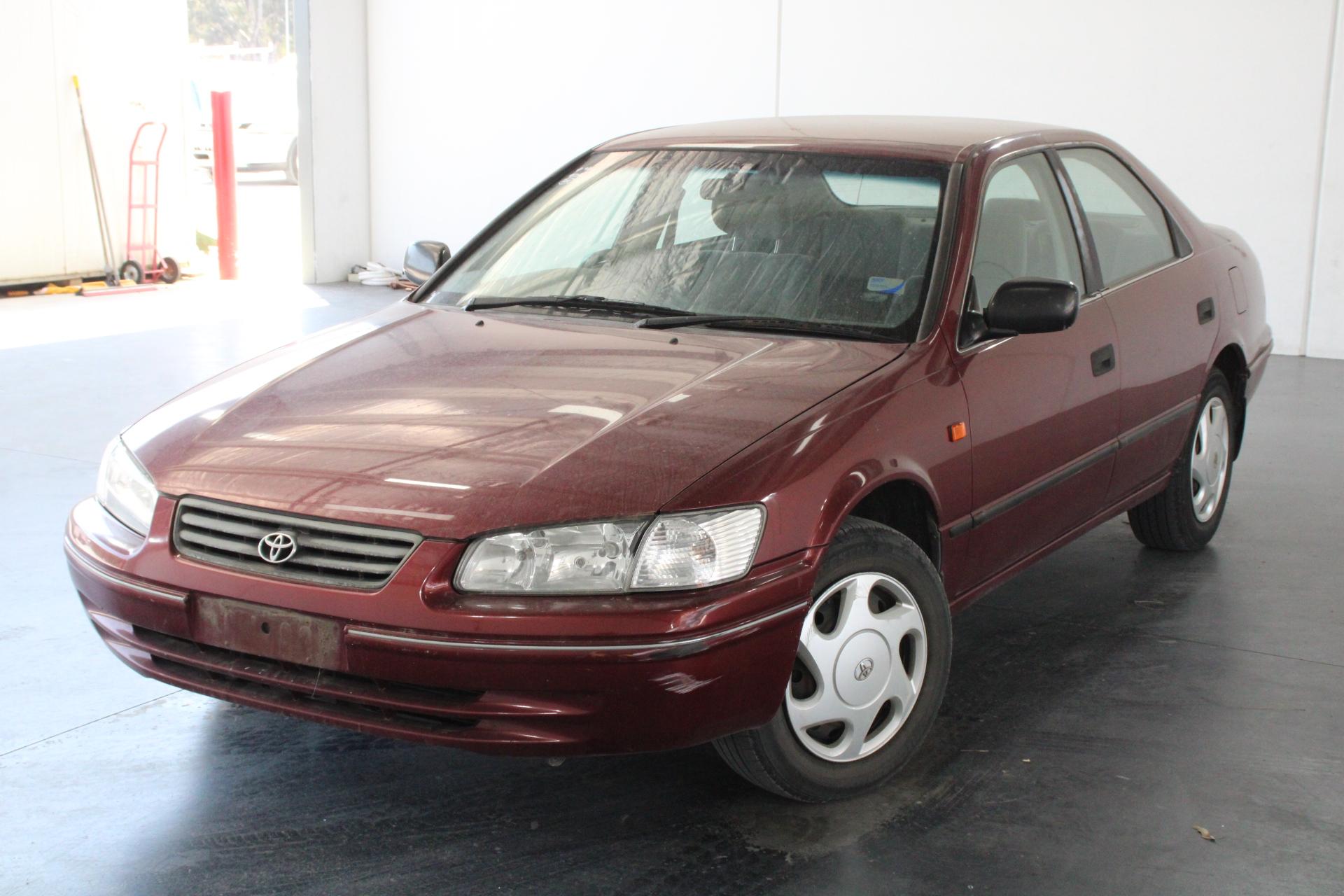2001 Toyota Camry CSI SXV20R Manual Sedan