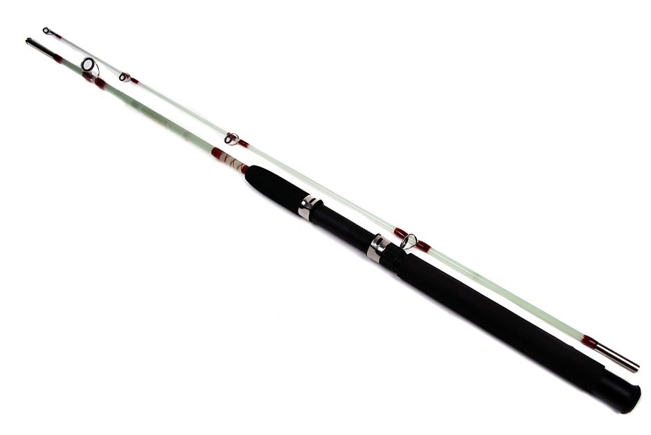 Fibreglass Fishing Rod, 1.8M, 2pc. Buyers Note - Discount Freight Rates App