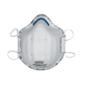 4 x Boxes of 10 MSA Disposable Masks. Buyers Note - Discount Freight Rates