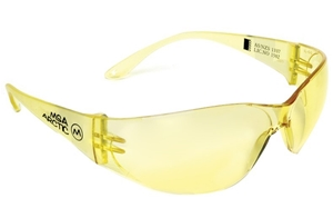12 Pairs x MSA Artic Safety Specs Amber