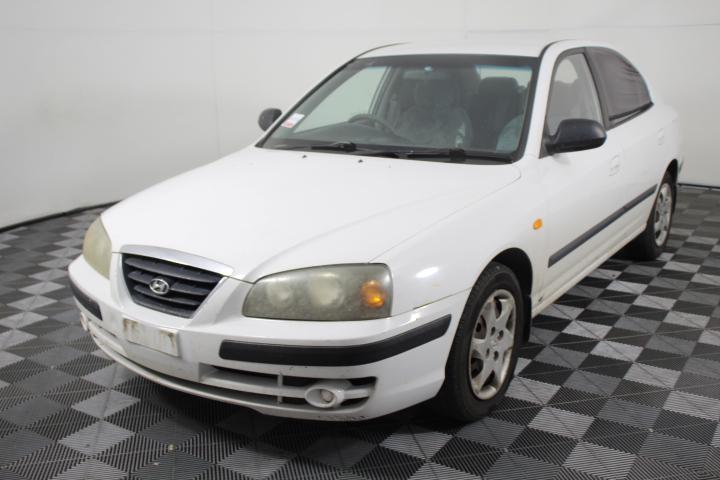 2003 Hyundai Elantra 2.0 HVT XD Automatic Sedan