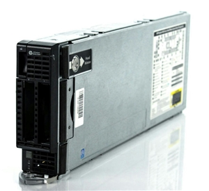 HP BL460c-Gen8 SERVER, 2x E5-2680, 512GB