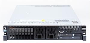 IBM X3650-M3 SERVER, 2x X5570, 288GB, 7.