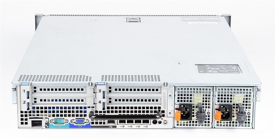 DELL R710 SERVER, 2x X5570, 288GB, 7.2 TB