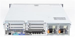 DELL R710 SERVER, 2x X5570, 288GB, 7.2 T