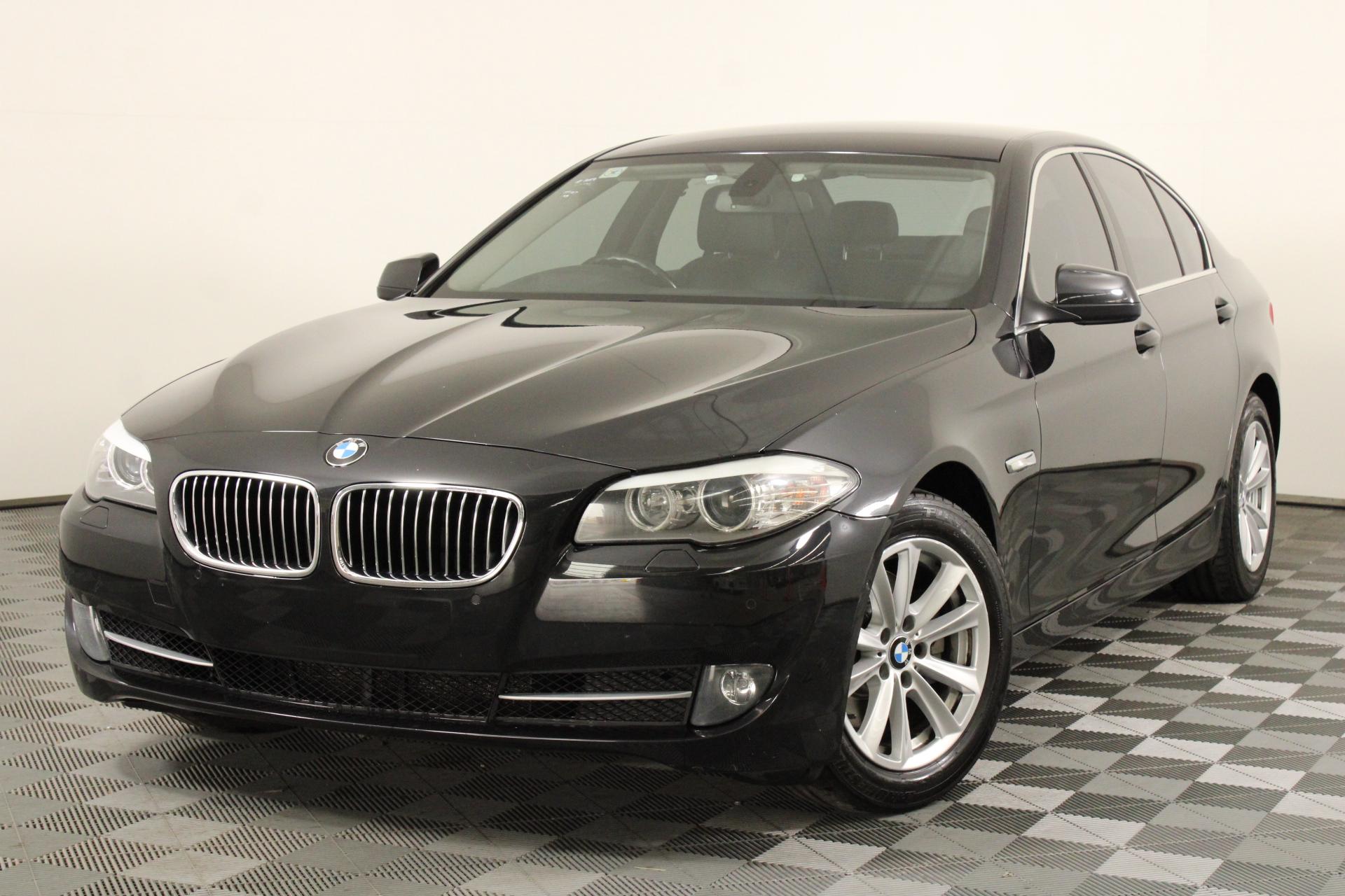 2010 BMW 5 20d F10 Turbo Diesel Automatic - 8 Speed Sedan