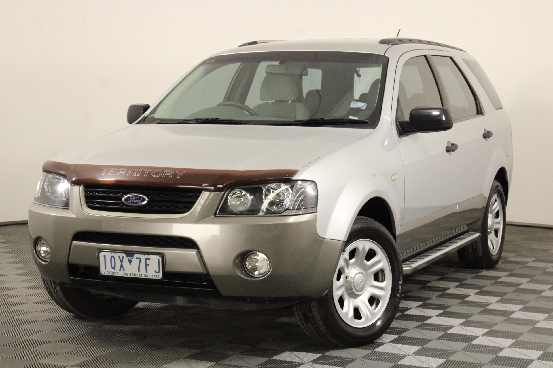 2006 Ford Territory TX (RWD) SY Automatic 7 Seats Wagon