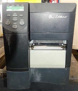 Zebra Z4M Plus Label Printer-Industrial