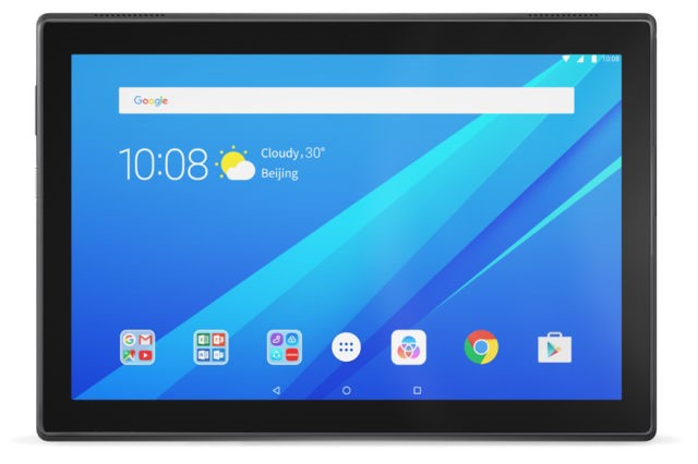 Lenovo Tab 4 10 10.1-Inch Tablet, Black