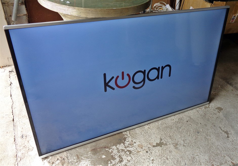 "Kogan 55"" 4K Agora LED LCD Smart Ultra HD TV"