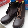 T Boots Kip Lace Up Leather Boots 8 - DELIVERY AVAILABLE
