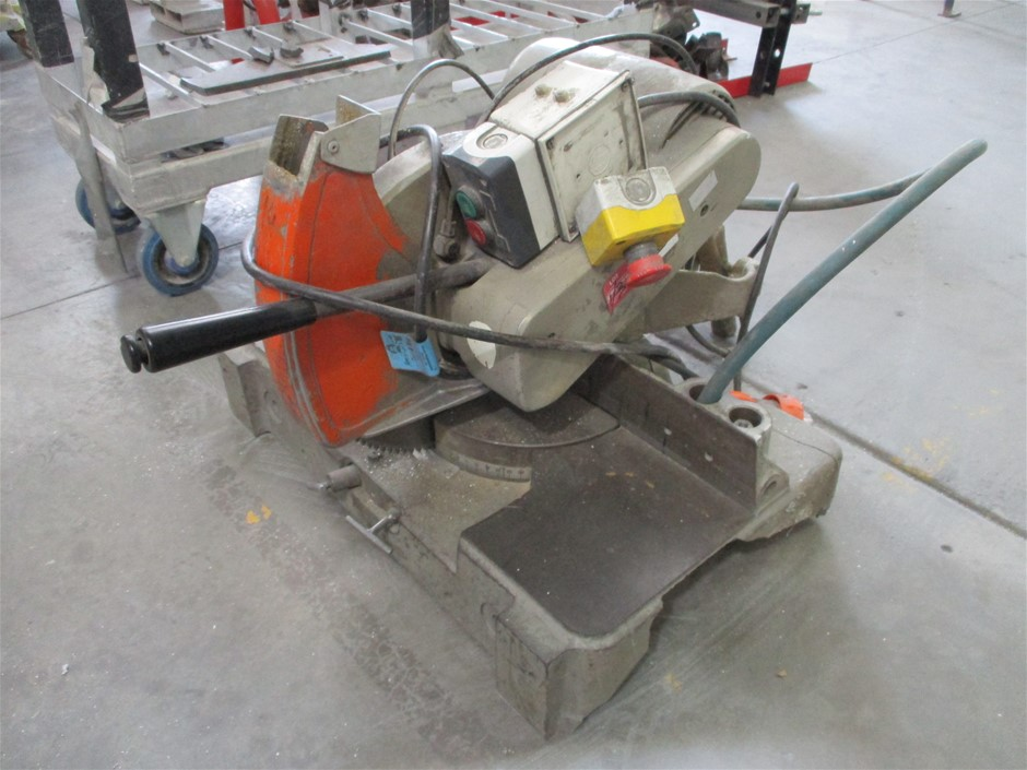 Drop Saw and Bench