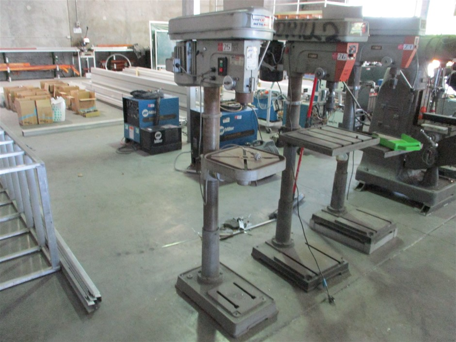 Hafco Woodmaster Drill Press