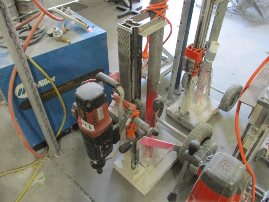 Core Drill and Stand
