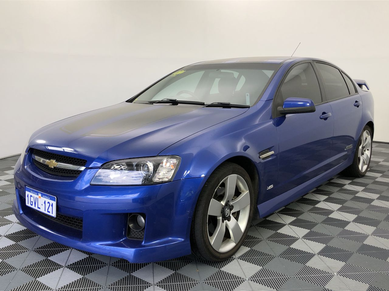 2006 Holden Commodore SS-V VE Automatic Sedan