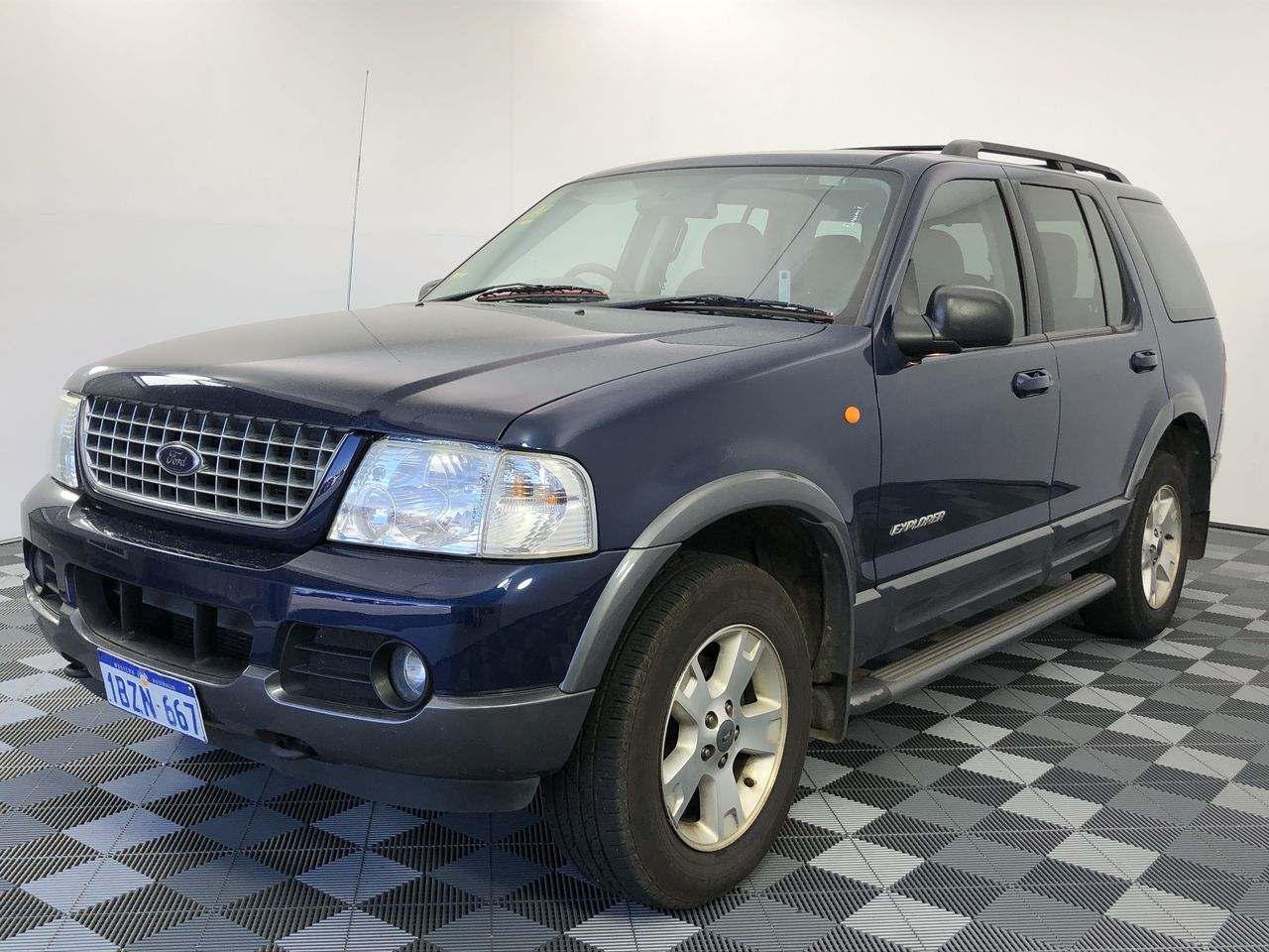 2004 Ford Explorer XLT (4x4) UZ Automatic Wagon