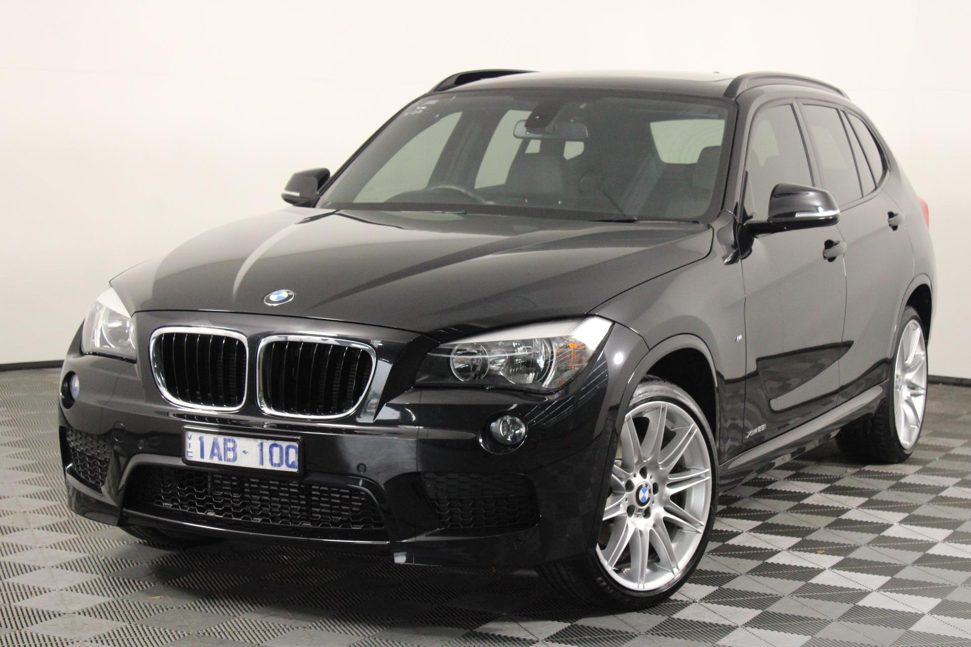 2013 BMW X1 xDrive 28i E84 LCI Automatic - 8 Speed Wagon