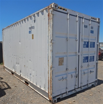 1999 20FT Shipping Container