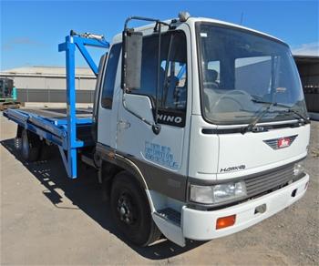 1992 Hino FD 4x2 Car Carrier