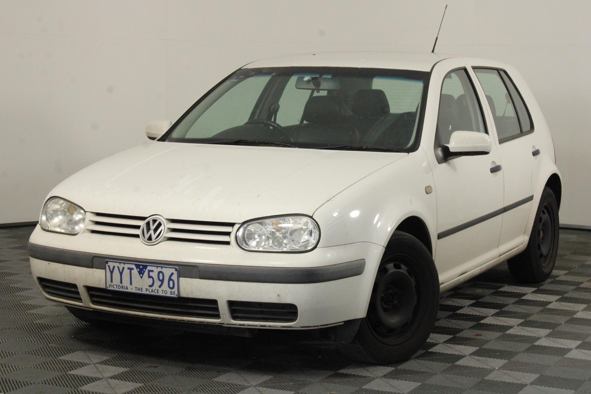 1998 Volkswagen Golf GL A4 Automatic Hatchback