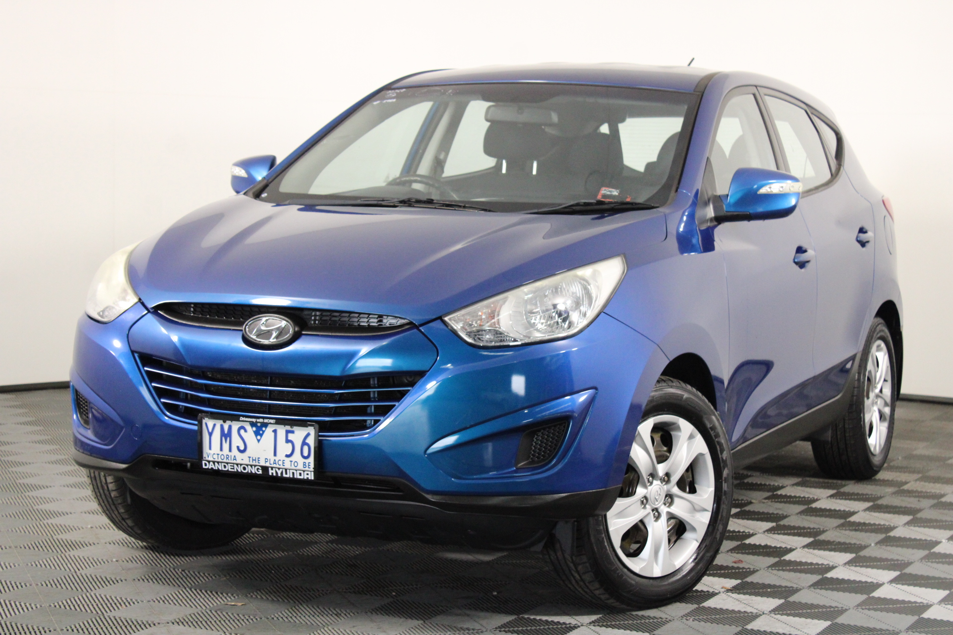 2011 Hyundai iX35 Active FWD LM Manual Wagon