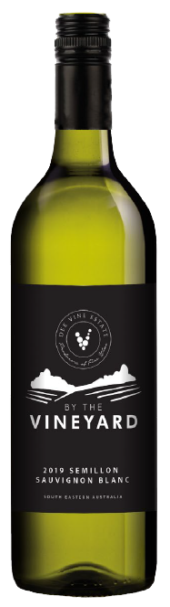 By The Vineyard Semillon Sauvignon Blanc 2019 (12x 750mL). SEA.