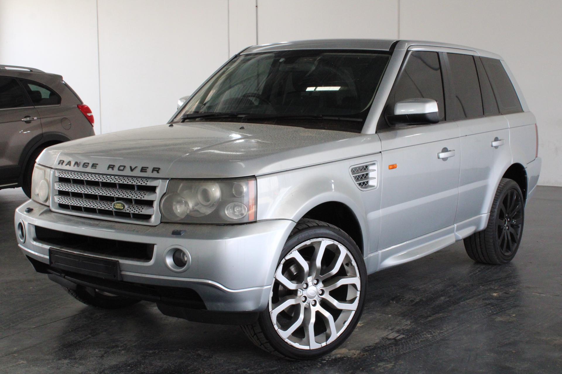 2007 Land Rover Range Rover Sport TDV6 Turbo Diesel Automatic Wagon
