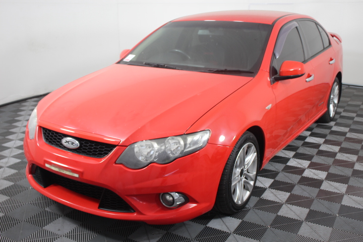 2008 Ford FG Falcon XR6 (Sequential Gearbox)