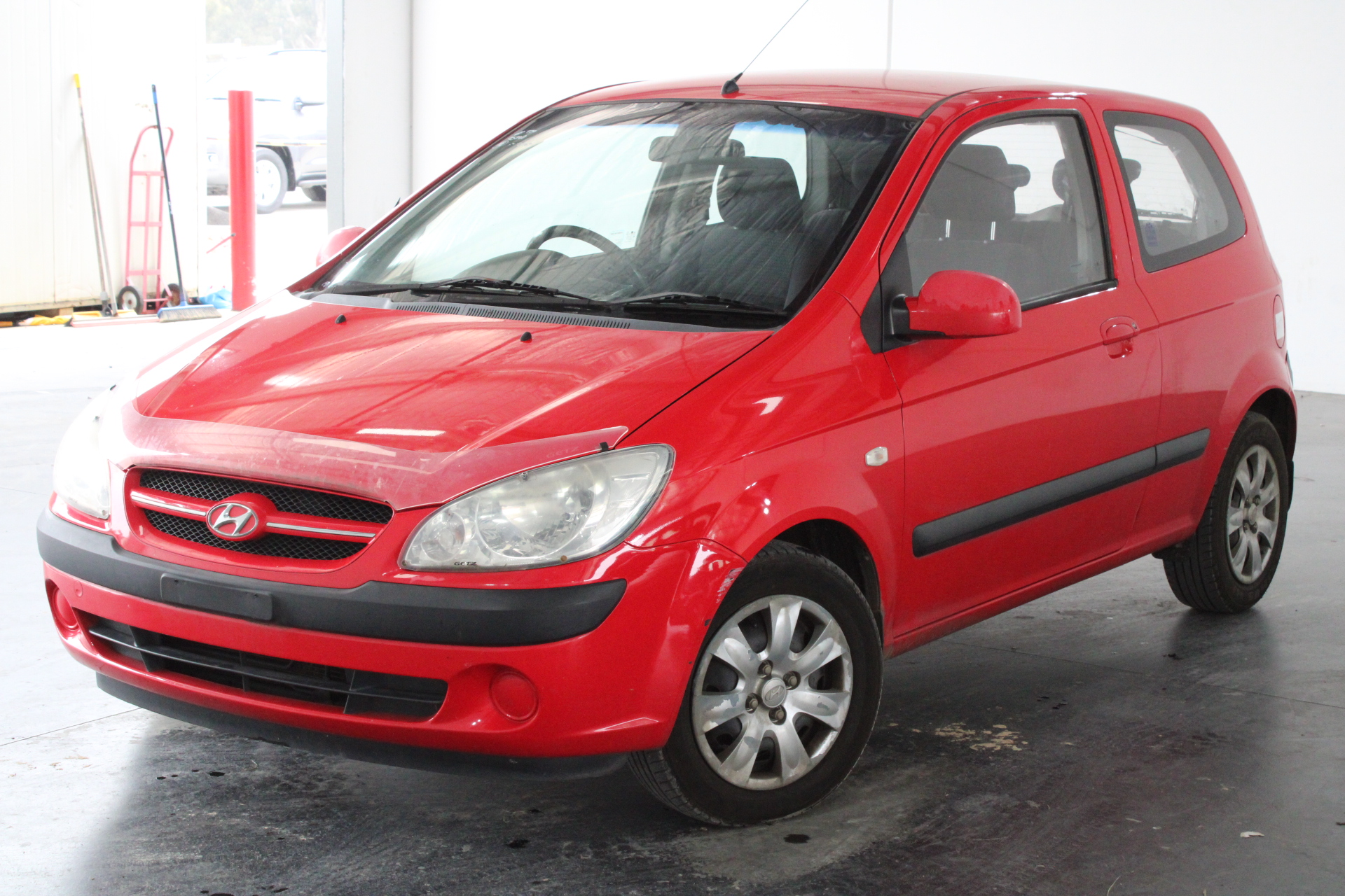2006 Hyundai Getz 1.4 TB Manual Hatchback