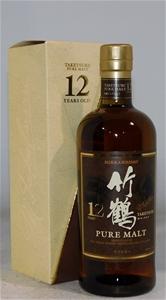 Nikka Whisky 12YO Takesuru Pure Malt Jap
