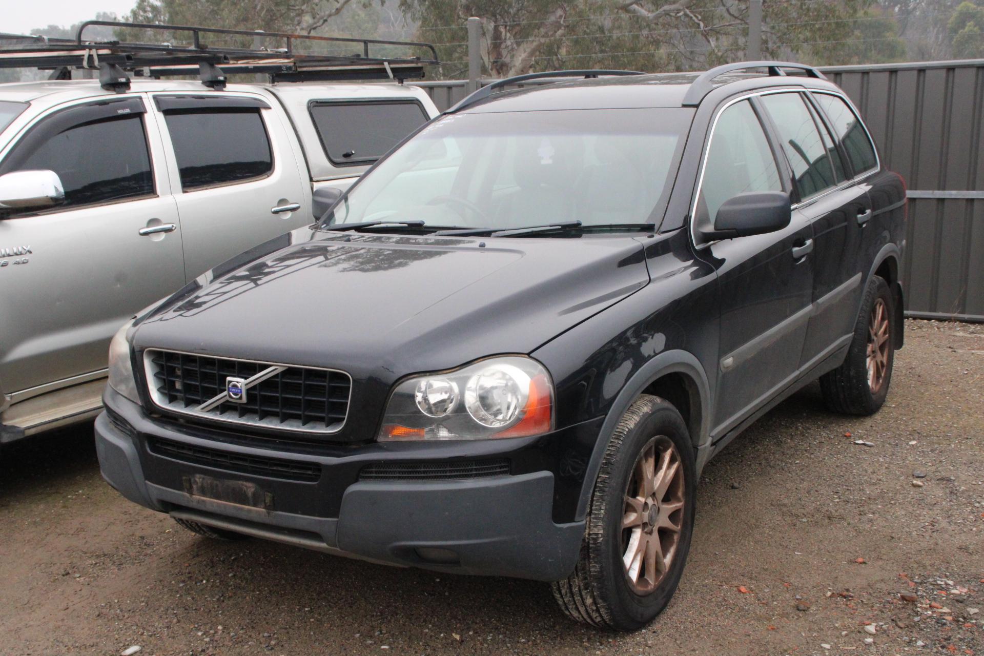2006 Volvo XC90 Lifestyle Edition (LE) Automatic 7 Seats Wagon