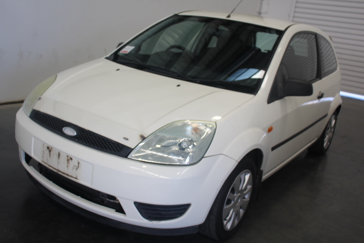 2004 Ford Fiesta LX Automatic Hatchback