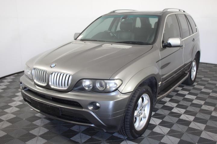 BMW X5 Automatic Wagon